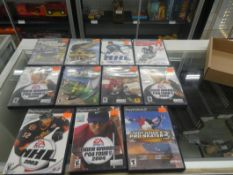 PS2 SPORTS VIDEO GAMES