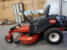 """2018 TORO TIME CUTTER MX4200 RIDING MOWER, W/ 42"""" MOWER, SMART SPEED CONTROL - GREAT CONDITION"""