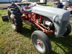 FORDSON 8N TRACTOR W/ 3PT - RUNS WELL