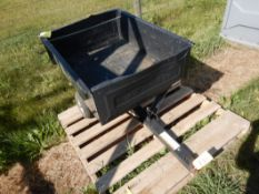 AGRI-FAB 2-WHEELED GARDEN TRACTOR