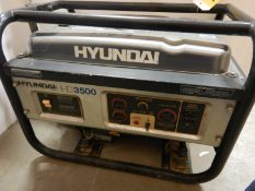 HYUNDAI HHD3500 GEN SET