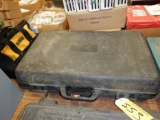 RADIO DETECTION DEVICE, MODEL PXL2-BD1 W/LIGHT WEIGHT TRANSMITTER