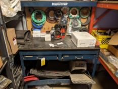 24INX4FT STEEL WORK BENCH