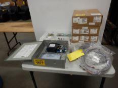 4-SCHLAGE ELECTRIC STRIKE POWER SUPPLY UNITS