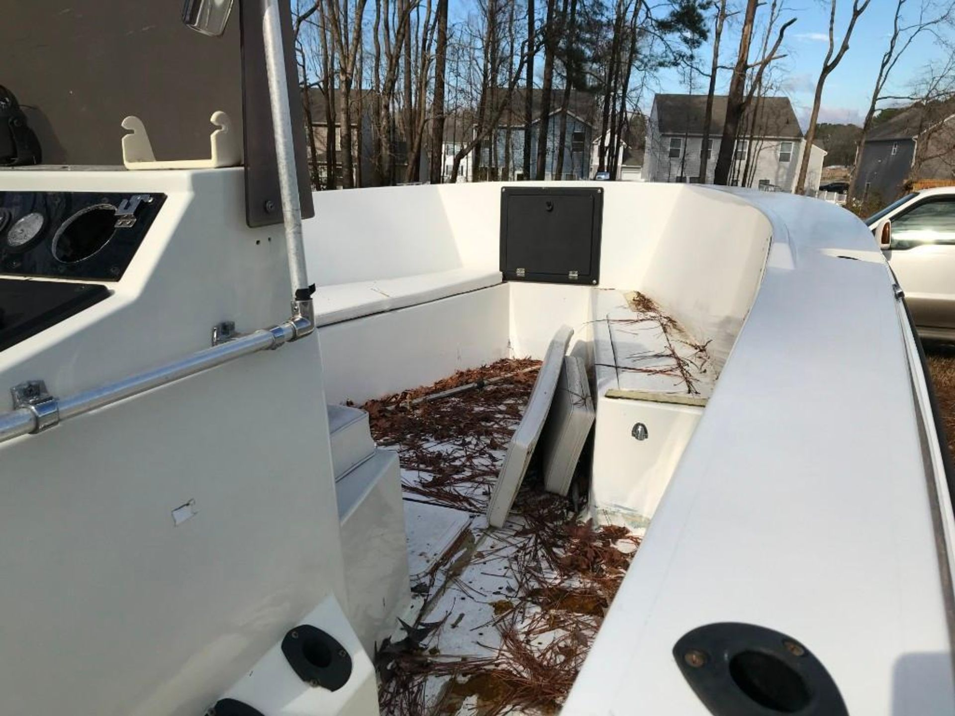 1972 WELLCRAFT F20 BOAT HULL - Image 8 of 8