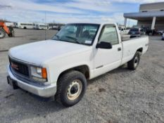 1998 GMC K1500 4x4 PICK UP TRUCK