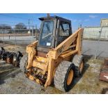 1995 GEHL 5625 SX SKID-STEER WITH ATTACHMENTS