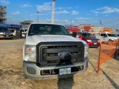 2016 FORD F250 SERVICE TRUCK