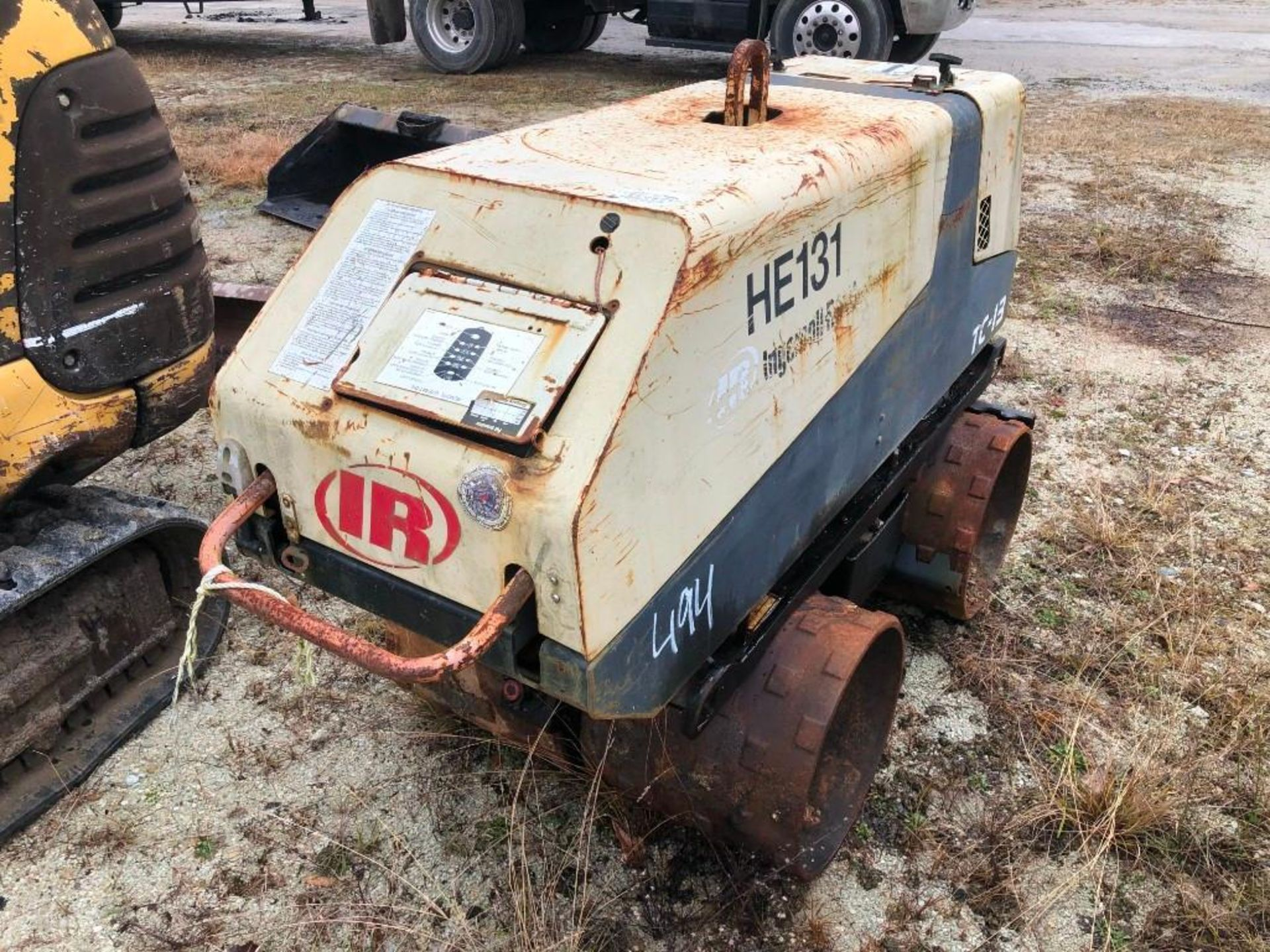 INGERSOL RAND TC-13 TRENCH COMPACTOR - Image 2 of 4