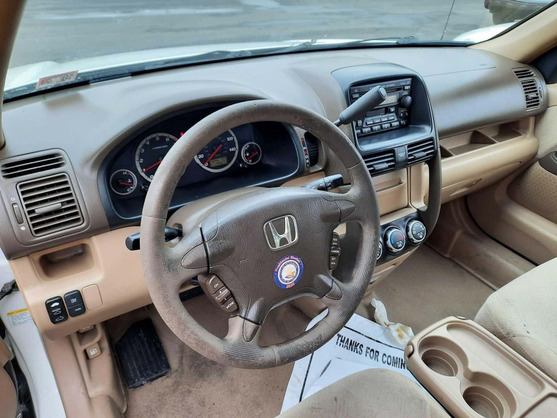 2005 HONDA CR-V - Image 9 of 18