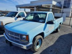 CHEVY 3500 CHEYENNE PICK-UP TRUCK