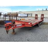 2004 PITTS TRI-AXLE TRAILER