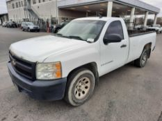 2007 CHEVROLET SILVERADO PICK UP