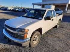 2007 CHEVROLET COLORADO PICK UP