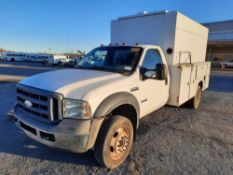 2006 FORD F-550 SERVICE TRUCK