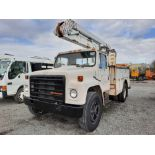 1987 INTERNATIONAL S1600 BUCKET TRUCK
