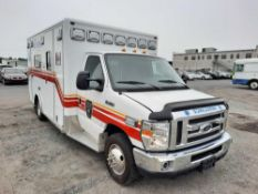 2009 FORD E-450 AMBULANCE (INOPERABLE)