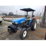 200 NEW HOLLAND TN70 TRACTOR