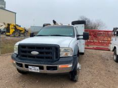 2006 FORD F450 PICK UP TRUCK