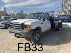 2000 FORD F450 PICK UP TRUCK