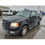 2004 FORD F-150 EXTRA CAB 4X4