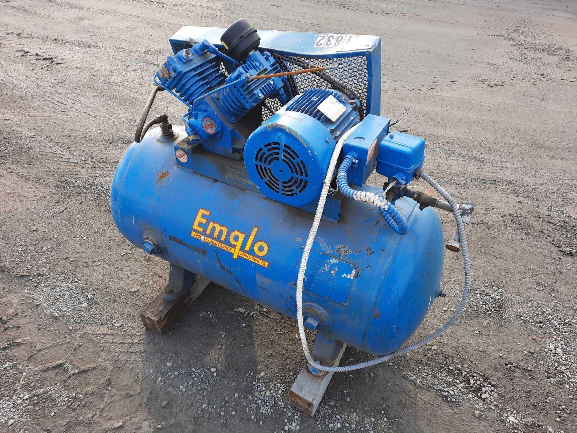 1983 EMGLO GT AIR COMPRESSOR (VDOT UNIT #: N21832)
