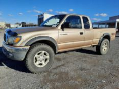 2001 TOYOTA TACOMA PICK UP