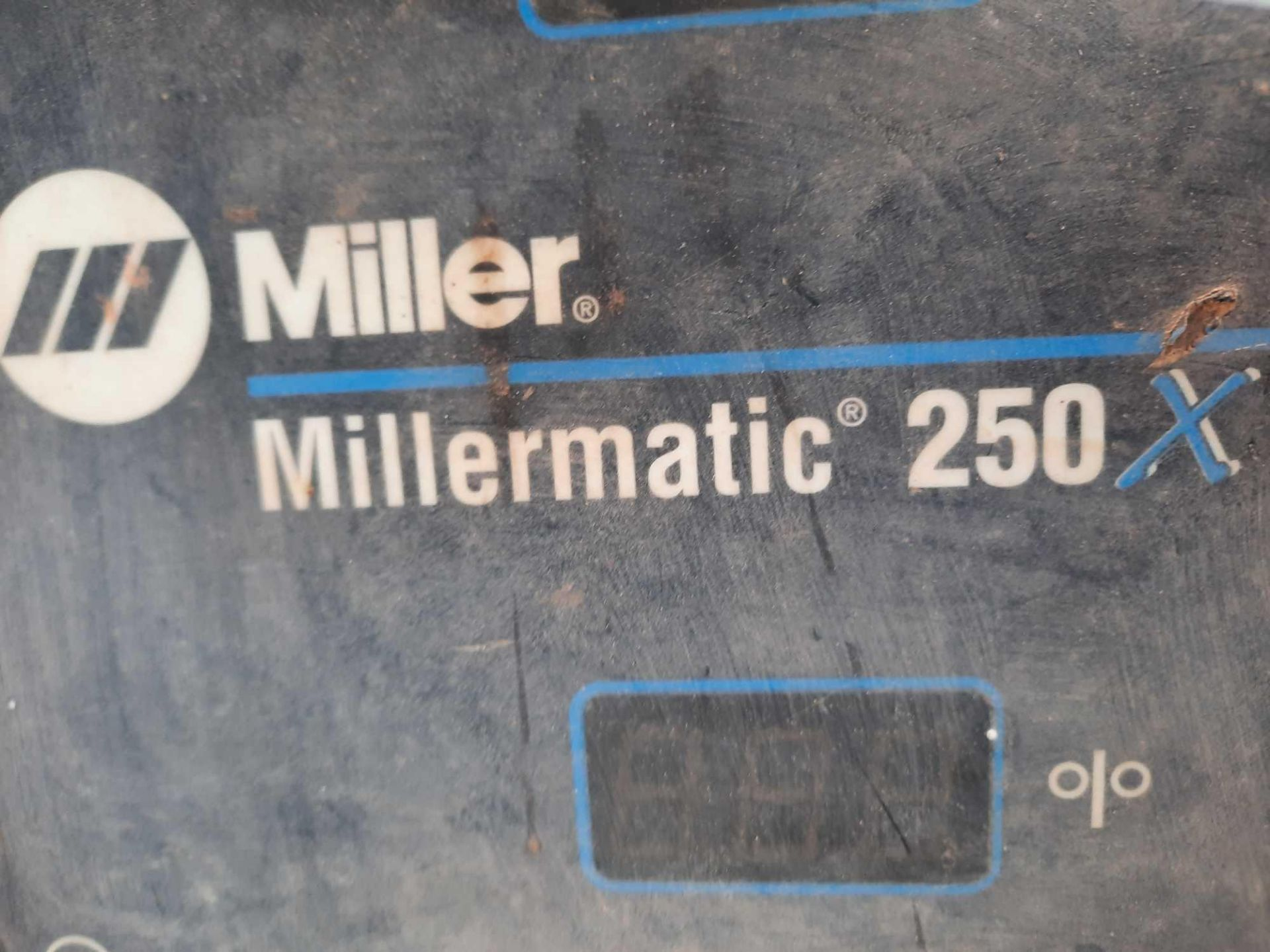MILLER WELDER MILLERMATIC 250 SERIERS - Image 5 of 7