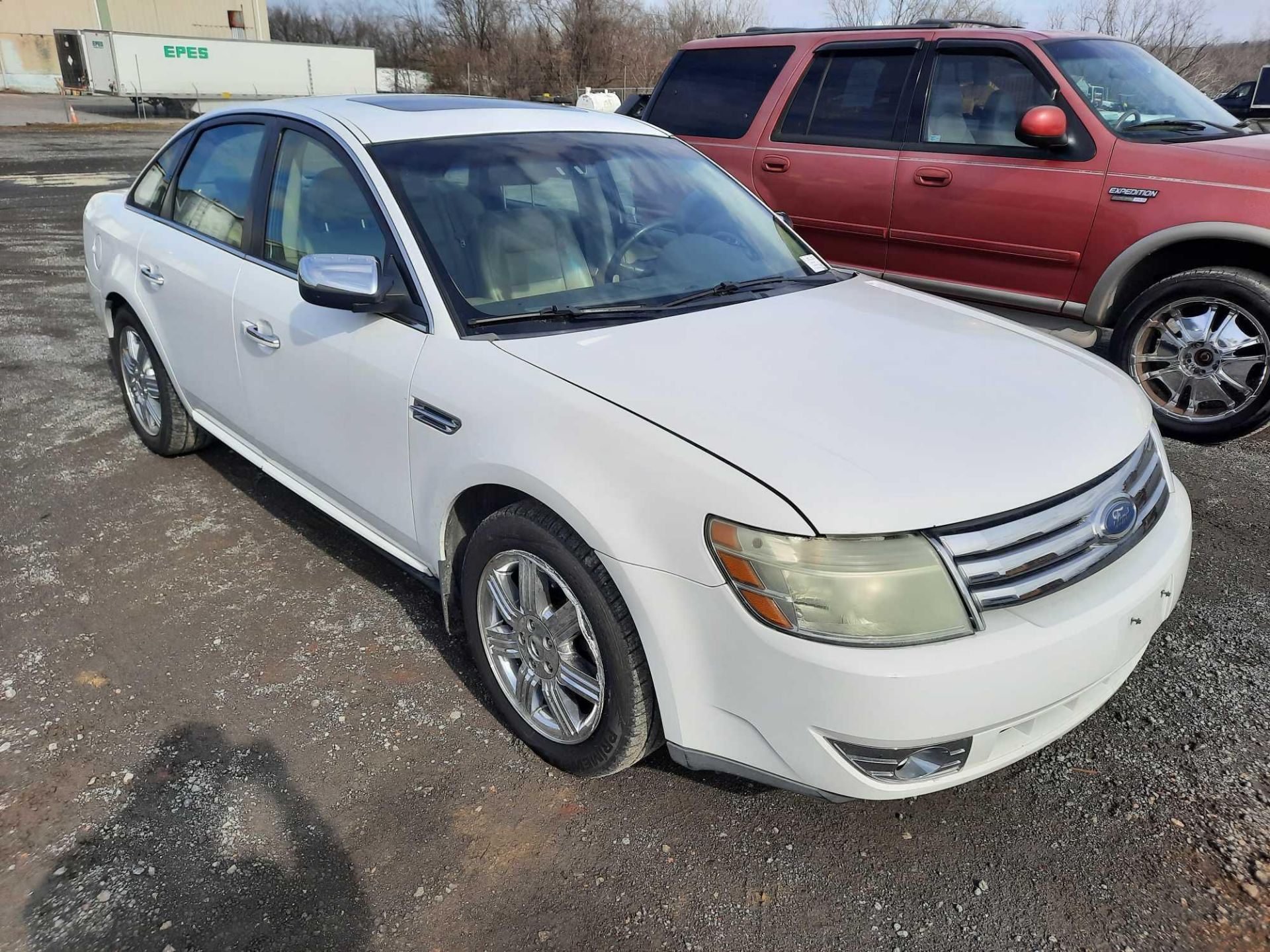 2008 FORD TAURUS LIMITED - Image 4 of 18