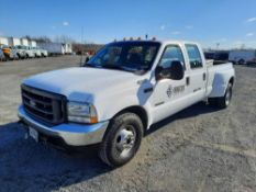 2002 FORD F350 DUALLY CREW CAB PICKUP