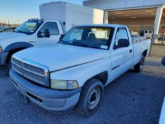 2001 DODGE 1500 PICK-UP TRUCK