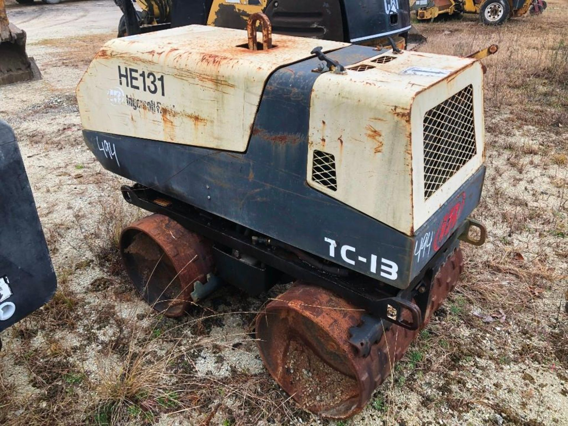 INGERSOL RAND TC-13 TRENCH COMPACTOR