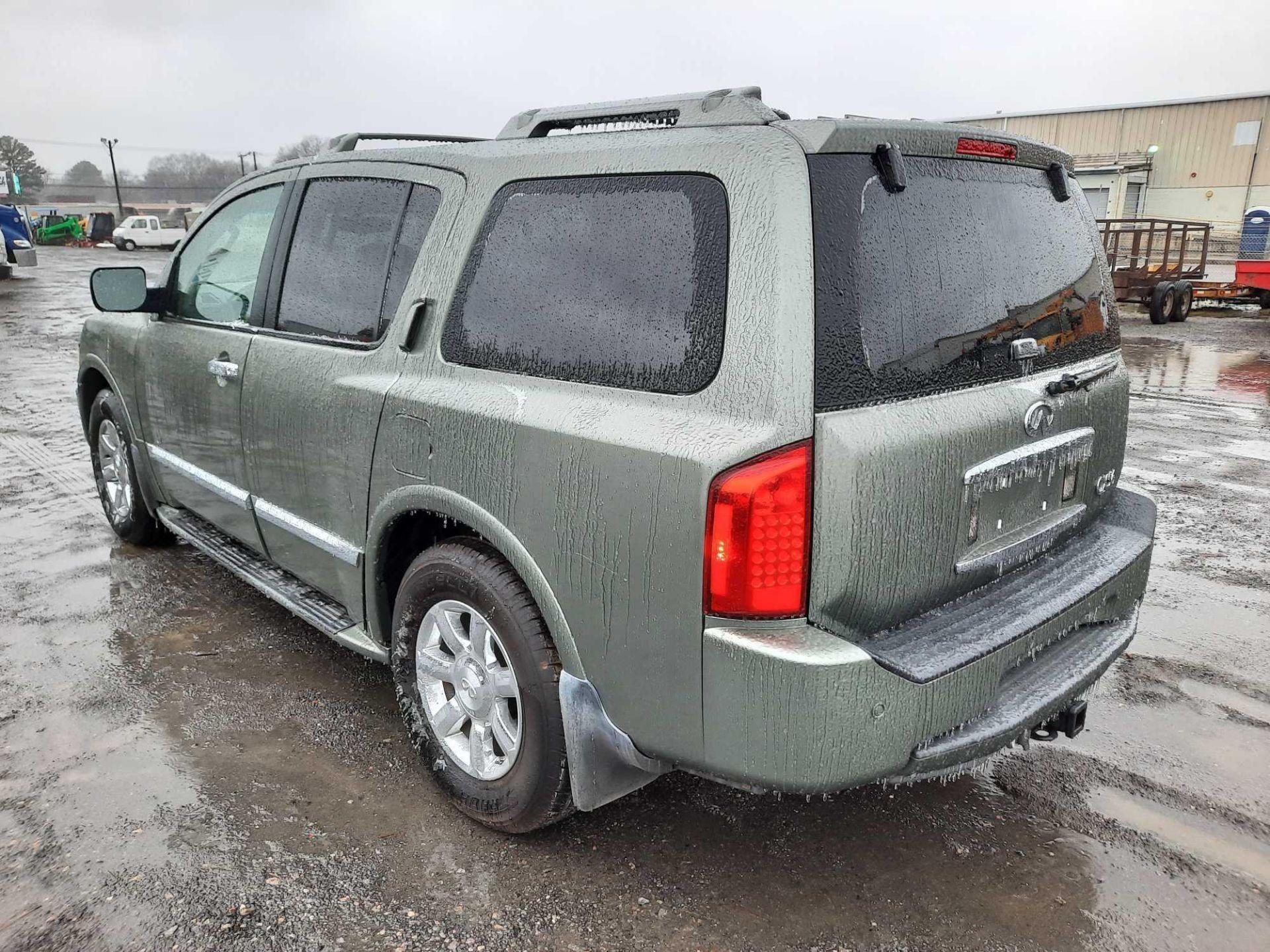 2004 INFINITI QX56 4X4 SUV - Image 2 of 4