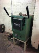 THERMCRAFT 28-8-12-B 2000 DEGREE BOX CHAMBER FURNACE
