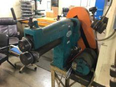 PEXTO 417/B POWERED SLIP ROLL MACHINE