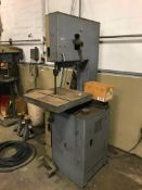 ROCKWELL 28-3X5 VERTICAL BAND SAW