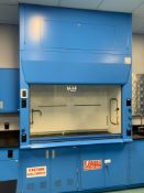 AMS Air Master System Fume Hood and Cabinets.