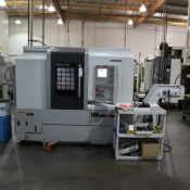 """2013 MORI SEIKI NLX1500Y, MORI MAPPS 4 CONTROL, 6"""" CHUCK, Y-AXIS MILLING, TAILSTOCK, CHIP"""