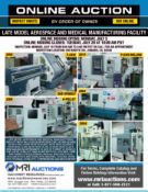 LATE MODEL AEROSPACE AND MEDICAL MANUFACTURING FACILITY