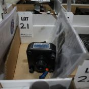 BENZ AXIAL LIVE TOOL MODEL 115DA05700E5, (USED WITH NLX1500 AND NL2500)