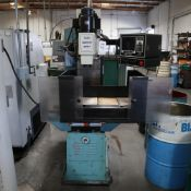 SOUTHWESTERN INDUSTRIES TRAK QUIKCELL QCM-1 3 AXIS CNC KNEE MILL, CAT 40, PART NUMBER: 21178, SYSTEM