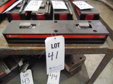 CHICK QWIKLOK ALUMINUM MACHINE VISE 5QL 1040