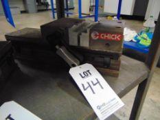 CHICK ONE-LOK SINGLE STATION CNC VISE