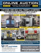 LATE MODEL MORI SEIKI, HAAS, DOOSAN, TRUMPF & ACCUPRESS SHOP AUCTION
