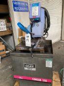 DAKE CONDOR 350 METALCUTTING COLD SAW, S/N 014762