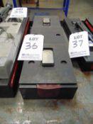 CHICK QWIKLOK ALUMINUM MACHINE VISE 5QL 1550