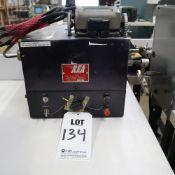 REA ULTRA FINE WIRE COILING MACHINE, S/N 666