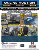 MODERN CNC MACHINING MACHINE SHOP