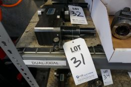 BENZ DUAL-AXIAL LIVE TOOL, 114DW10449S42L-152 (USED WITH HAAS)
