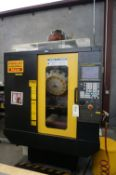 2007 FANUC ROBODRILL MATE CNC MILLING MACHINE, MODEL A04B-0098-B101#BM, S/N 076VN376, WEIGHT 2000